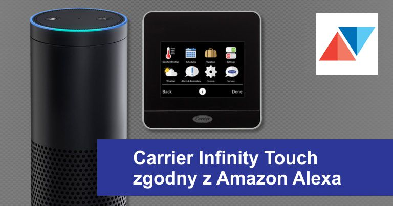 amazon alexa carrier infinity
